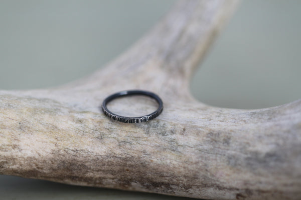 One Customizable Stacking Ring