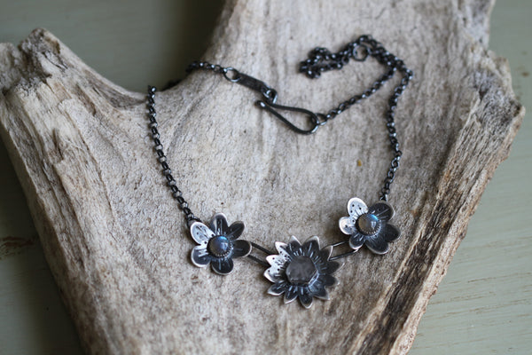 Flower Crown Necklace