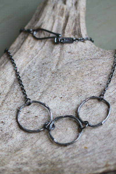 Twig Link Necklace