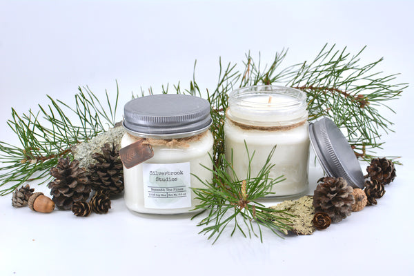 Beneath The Pines 8.5 oz Soy Candle