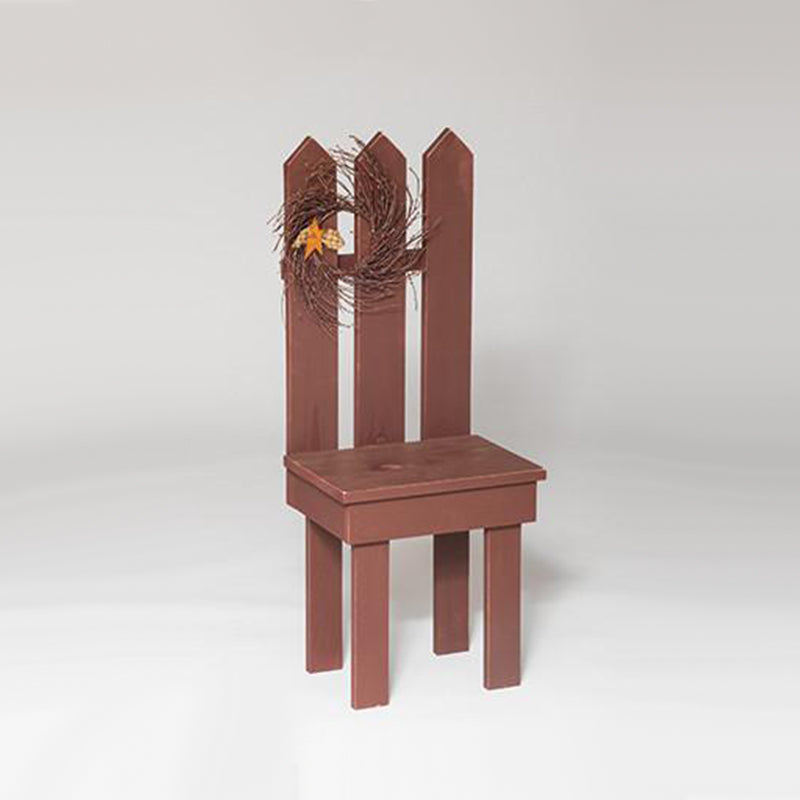 PICKET BACK CHAIR