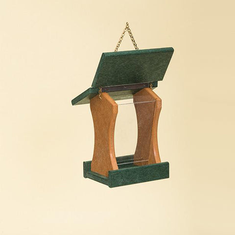 Mini Hanging Bird Feeder Made in Lancaster PA