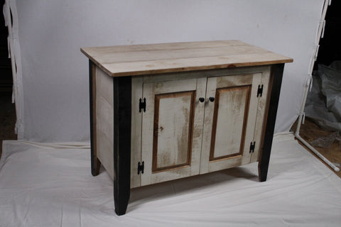 Ebersole Rustic Style  Server - finished