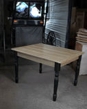 Ebersole Rustic Style  six foot Farm Table - finished