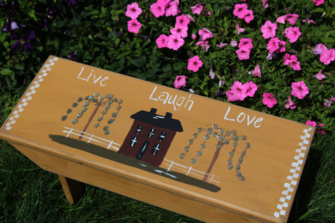 Painted Bench Willows
