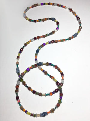 Strand Necklace - Boho