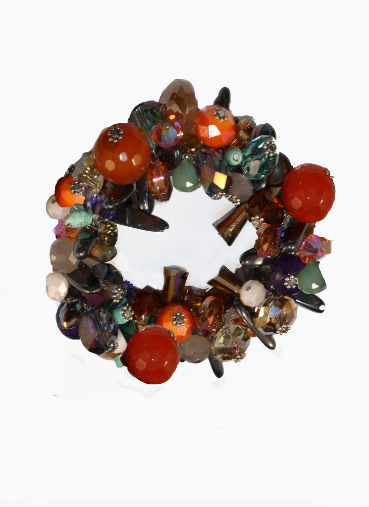 Chunky Roll-On Bracelet - Sunset