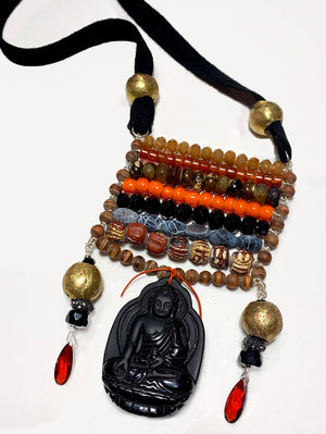 Buddha Ladder Necklace