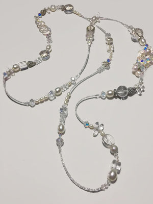 Embellish Strand Necklace - Heaven