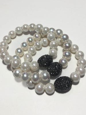 Pearl Roll-on Bracelet