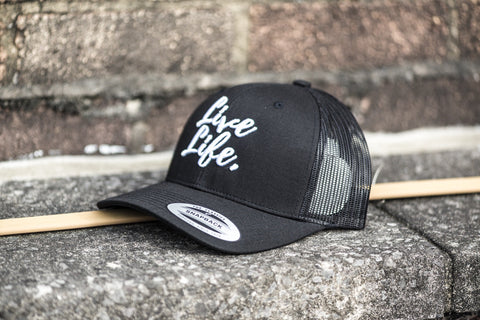 Black Signature Trucker