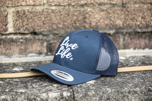 Navy Signature Trucker
