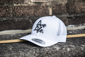 White Signature Trucker