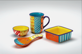 Colorful Carousel Ceramics