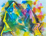 """Dance in Abstract"" by Joss Rossiter"
