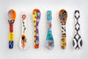 Colorful Ceramic Spoons
