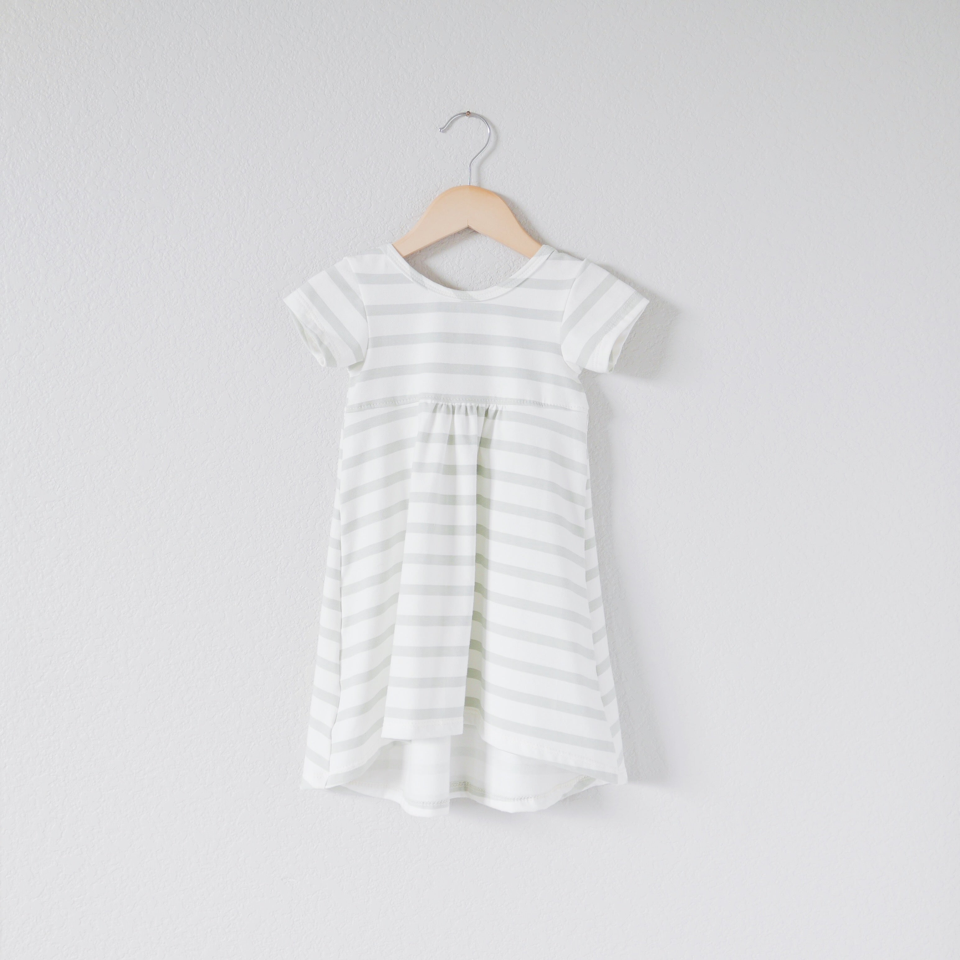 Seafoam Stripe - Everyday Dress