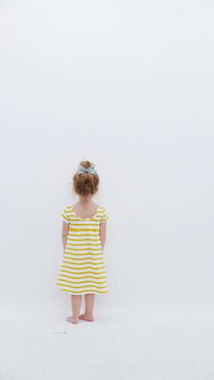 Sunny Stripe - Everyday Dress