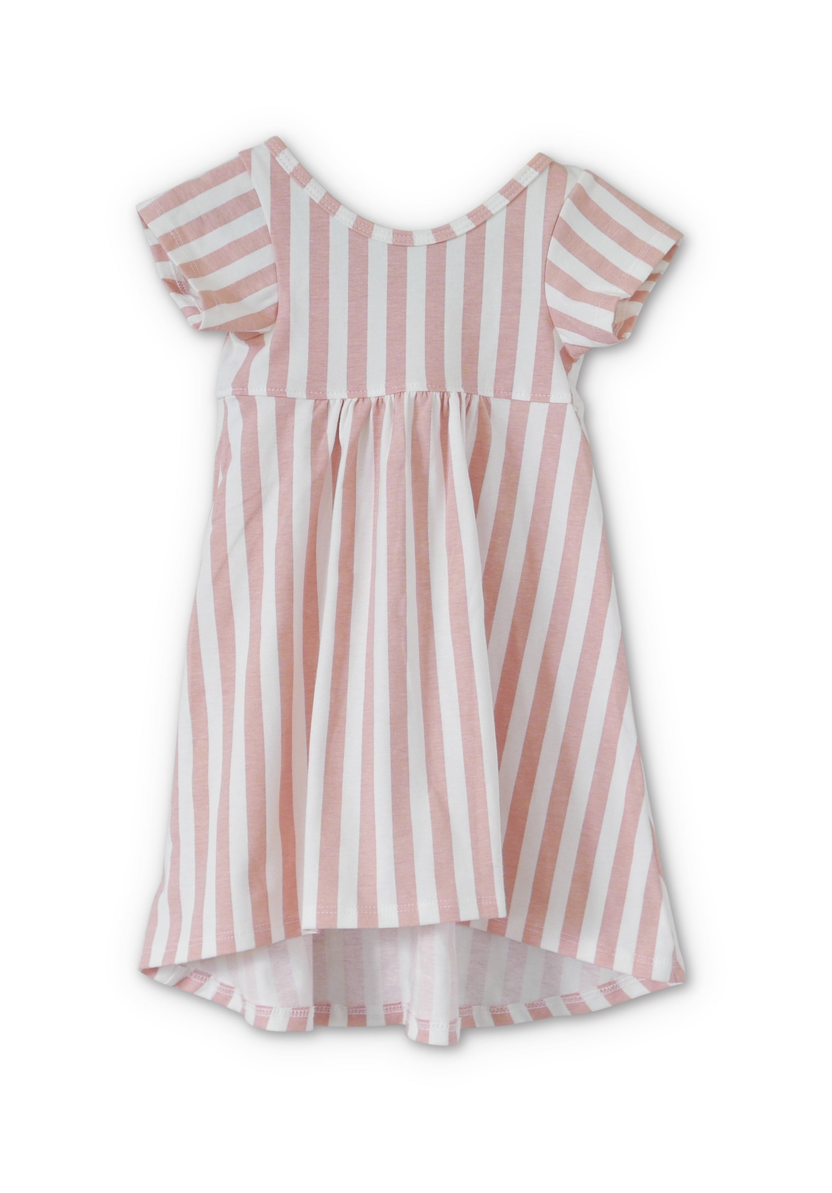 Strawberry Stripe - Everyday Dress