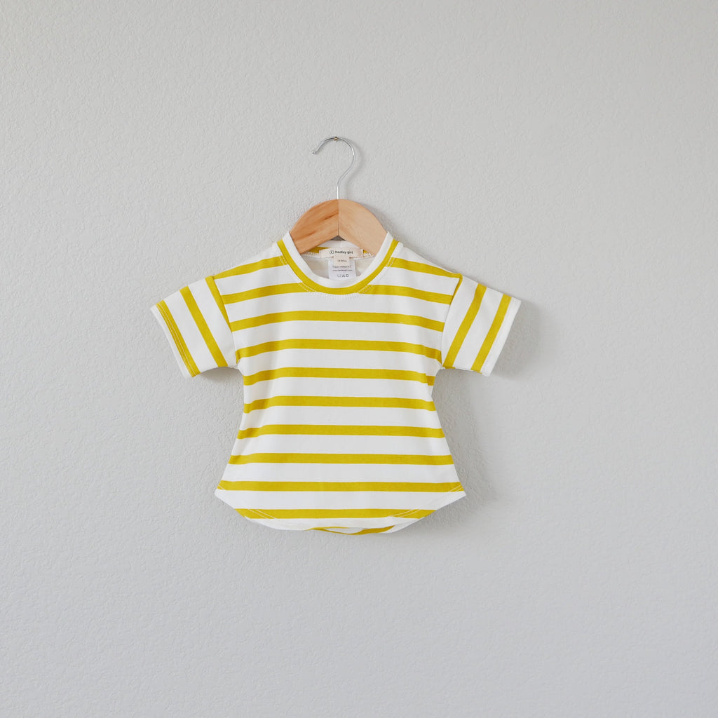 Sunny Stripe - Perfect Tee