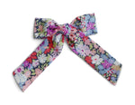 Pippa Linen Liberty - Cheer Bow