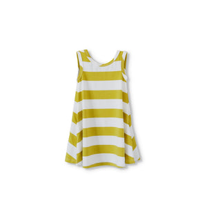 Sunny Rugby Stripe Dress - Wynne Dress