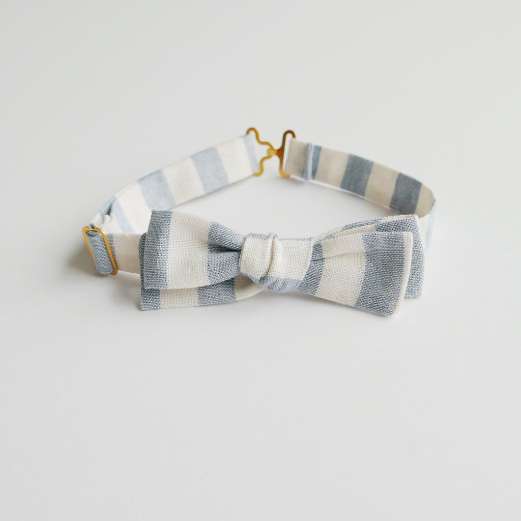Harbour Island Stripe Kiddo Bow Tie