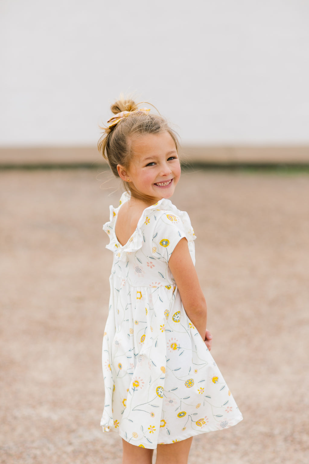 Garden Party Lulu Ruffle Dress
