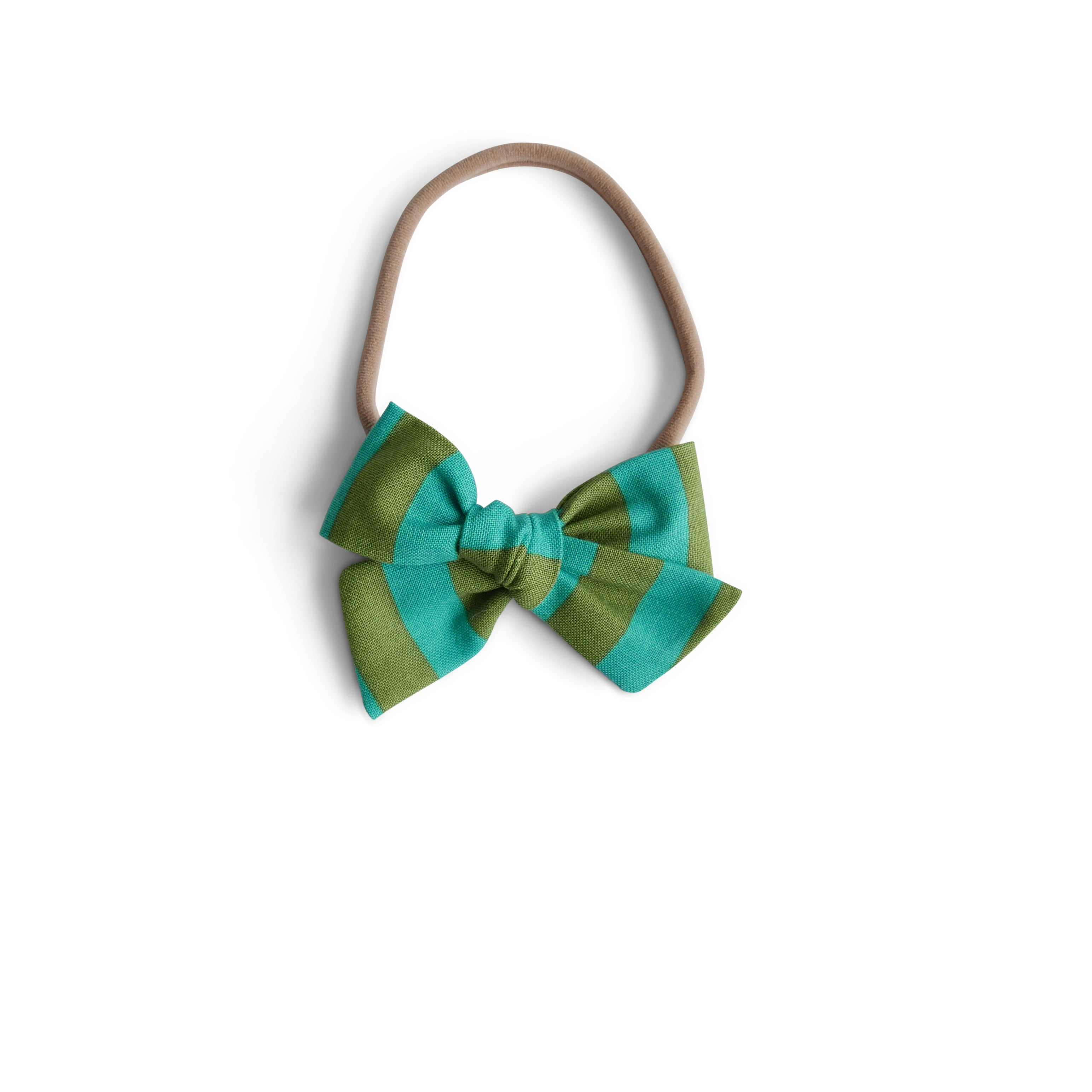 Lucky Stripe - Baby Mess Bow