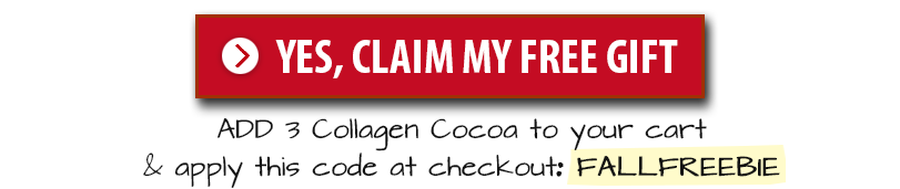 Yes, Claim My Free Collagen Cocoa