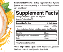 Wild Superfoods - Fizzy C with Citrus Bioflavonoids (36 Servings)