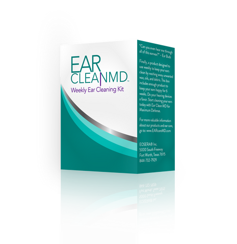 Eosera's Ear Clean MD product