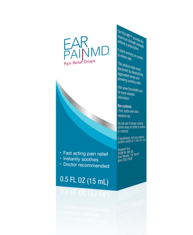 Eosera's product, Ear Pain MD