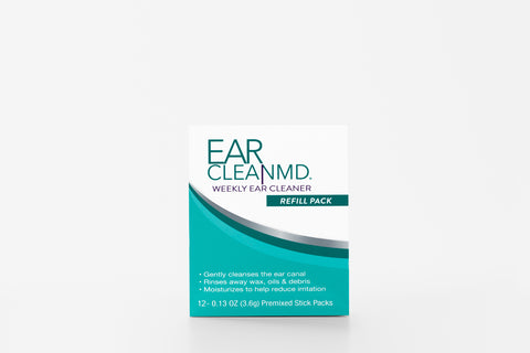 Ear Clean MD Refill Pack