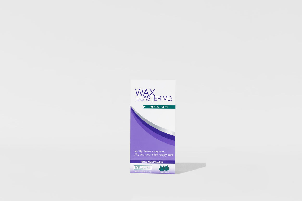 Wax Blaster MD Refill Pack