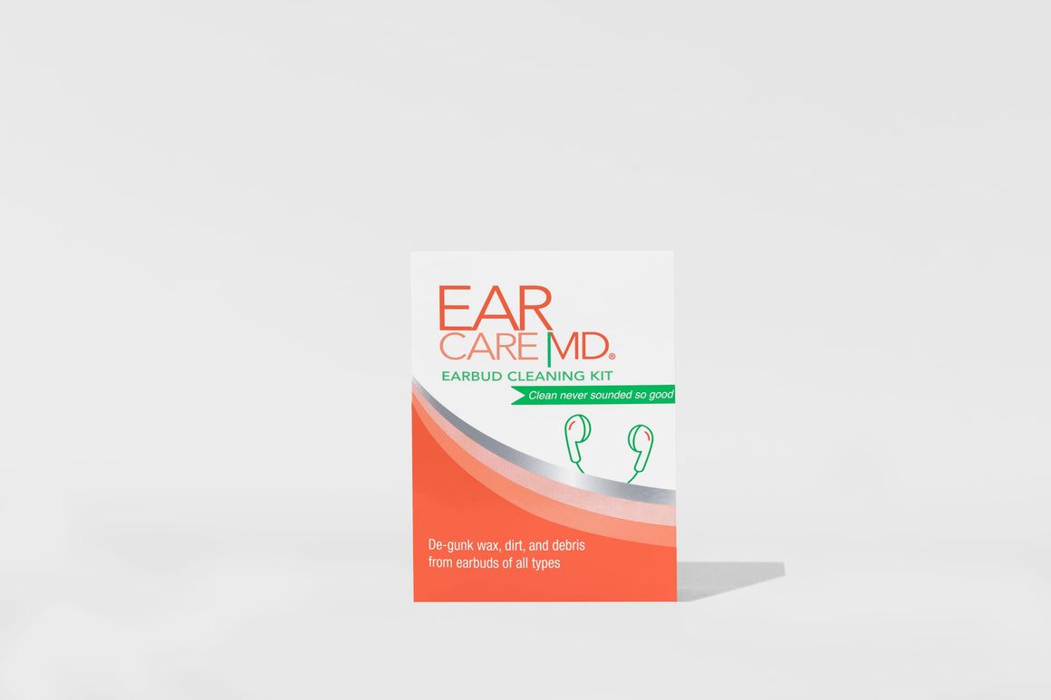 Ear Care MD Earbud Cleaning Kit