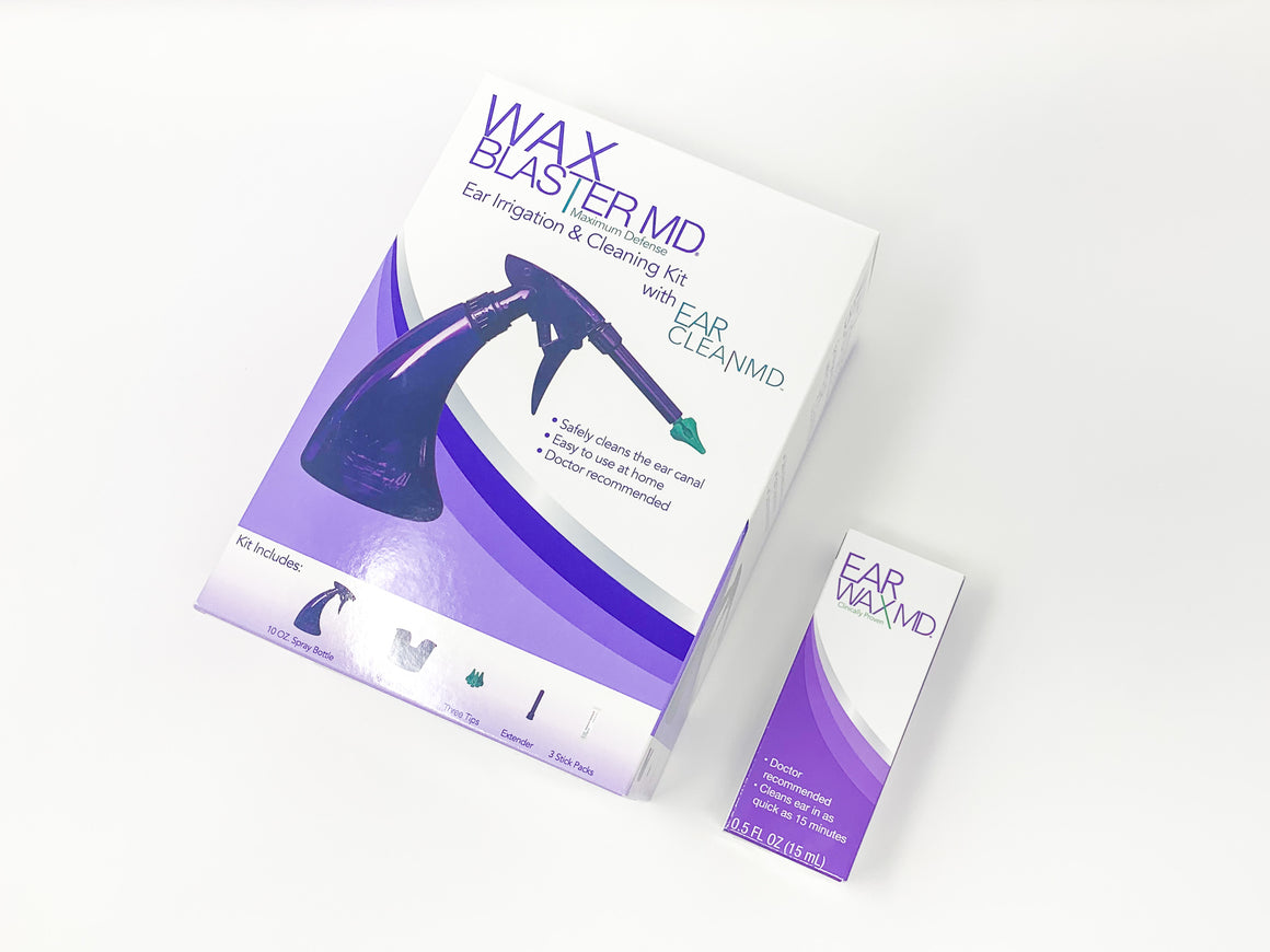 Waxy - Ear Care Bundle
