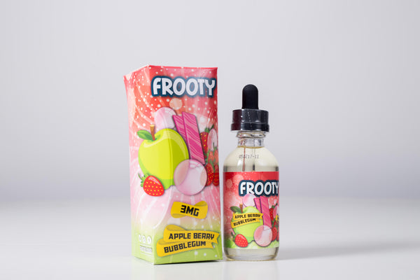 Apple Berry Bubblegum by FROOTY