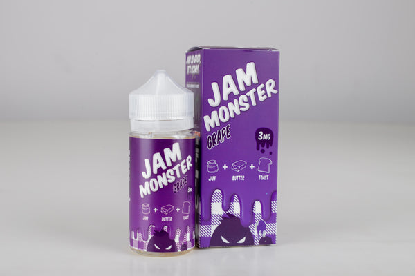 Jam Monster 4-pack Bundle