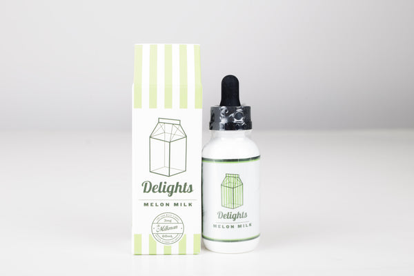 Melon Milk by Milkman Delights
