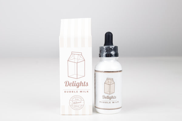 Bubble Milk by Milkman Delights