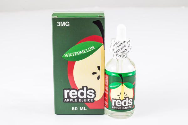 Reds Watermelon Apple eJuice by 7 Daze