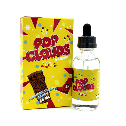 Tropical Punch by Pop Clouds E-Liquid