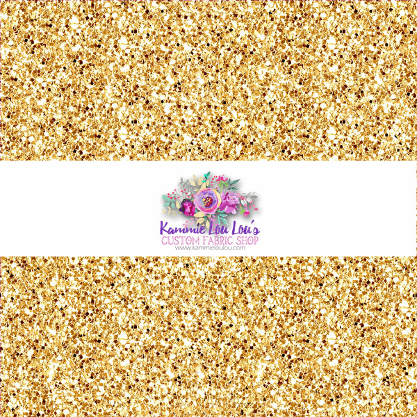 Endless Essentials: Kammieland Glitters - Traditional Basic Gold KF