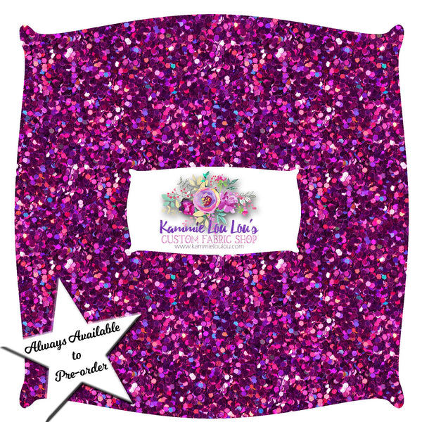 Endless Essentials: Kammieland Glitters - Traditional Plum Crazy