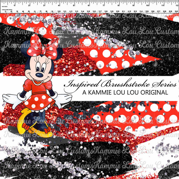 Endless Essentials: Kammieland Signature Strokes - Mouse Dots