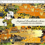 Endless Essentials: Kammieland Signature Strokes - Animal Glam
