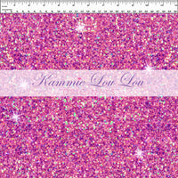 Endless Essentials: Kammieland Glitters - Fairy Pink