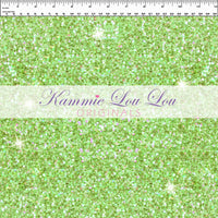 Endless Essentials: Kammieland Glitters - Lime Green