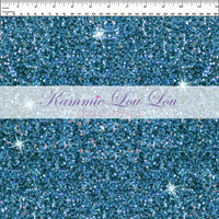 Endless Essentials: Kammieland Glitters - Patriotic Blue